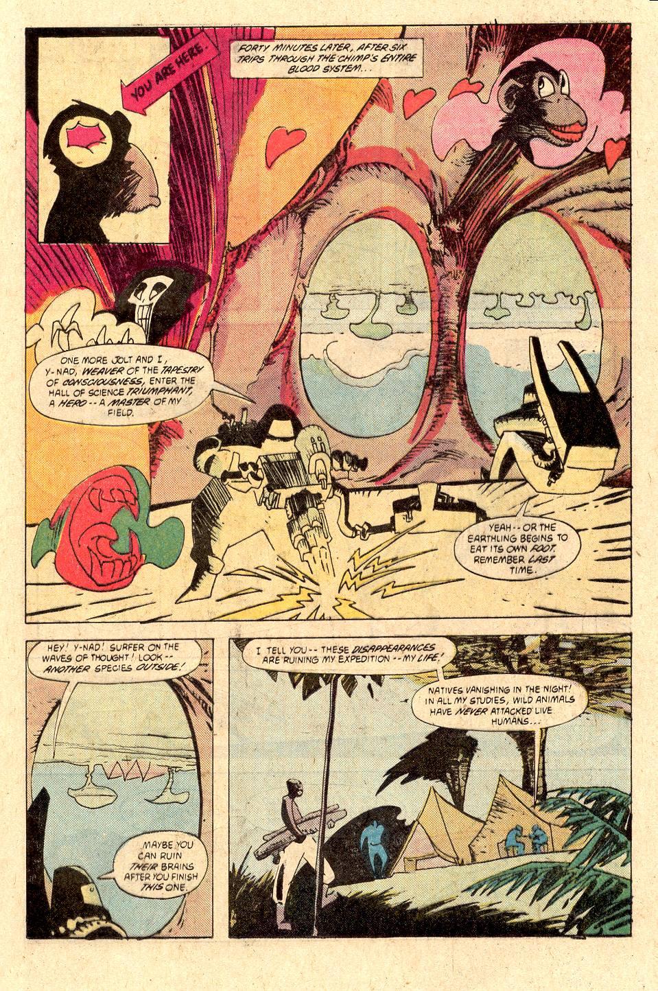 Read online Secret Origins (1986) comic -  Issue #40 - 37