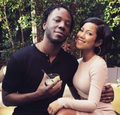 Dot Da Genius marries jhene aiko