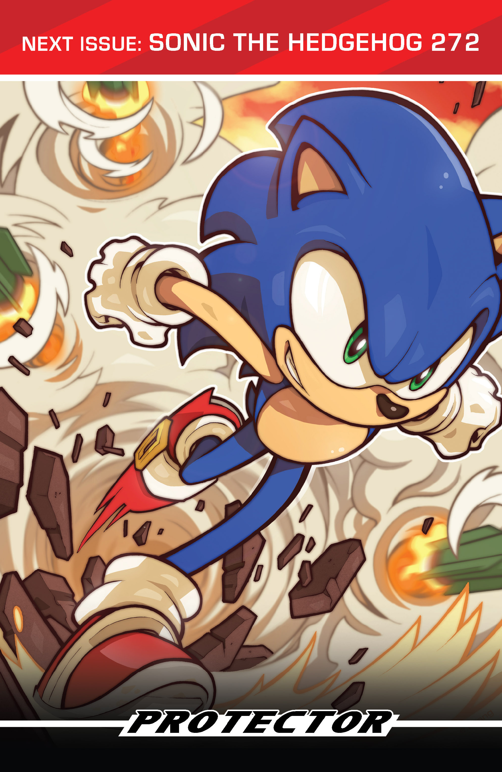 Read online Sonic The Hedgehog comic -  Issue #271 - 24