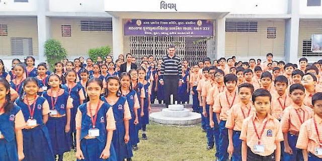 इस सरकारी स्कूल में एडमिशन के लिए लाइन लगी है | NATIONAL NEWS
