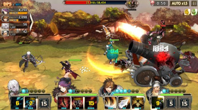 Download King's Raid Mod Apk v2.19.0 (GOD MODE)