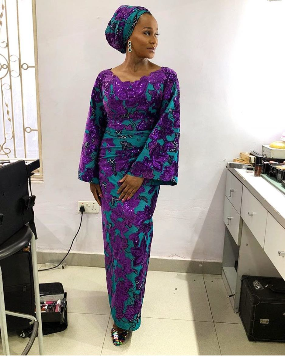 Hottest Aso EBI Styles