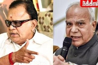 Radha ravi about Nakkeeran Gopal Arrest | Governor issue