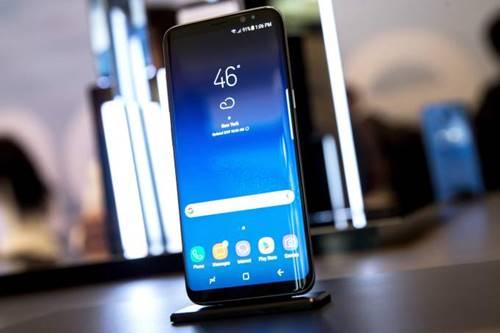 O Galaxy S8+ possui classificação IP68 e três tecnologias de bloqueio