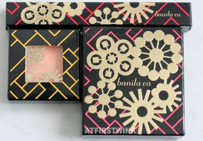 banila co. products from The Great Love collection