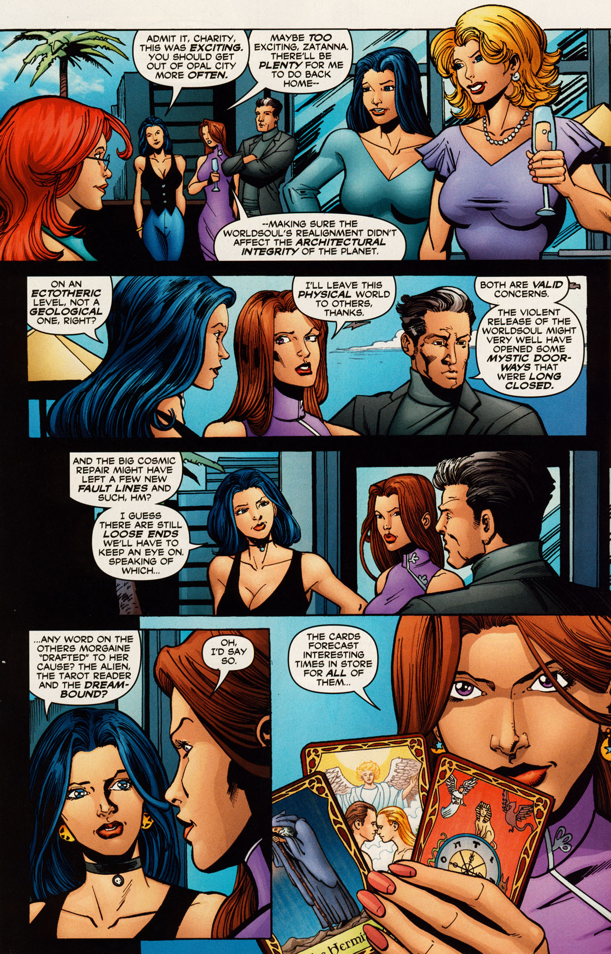 Read online Trinity (2008) comic -  Issue #52 - 16
