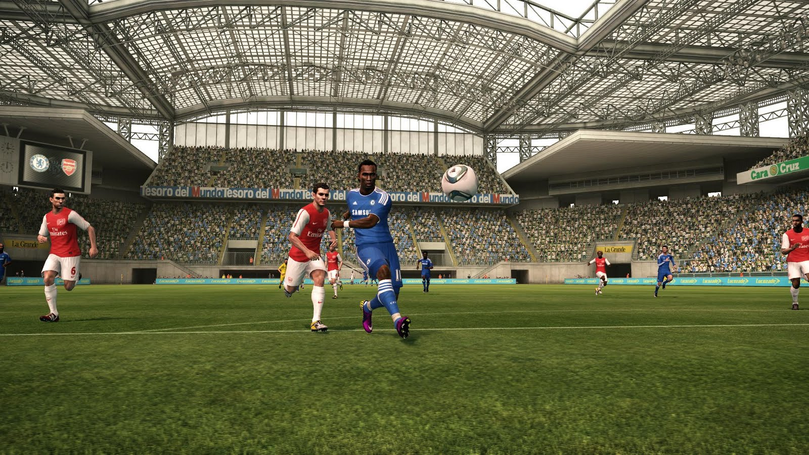 PESEdit com 2012 Patch 1 0 - Released! (PES 2012 Full