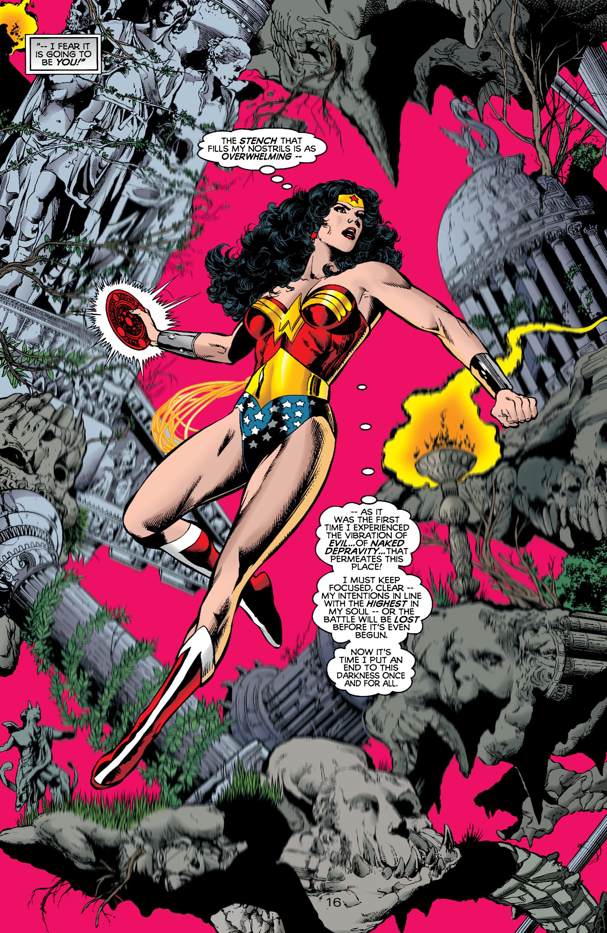 Read online Wonder Woman (1987) comic -  Issue #164 - 16