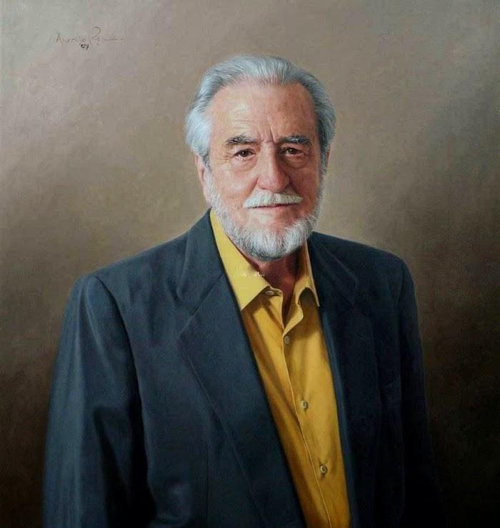 Реалистичные портреты. Aurelio Rodriguez Lopez