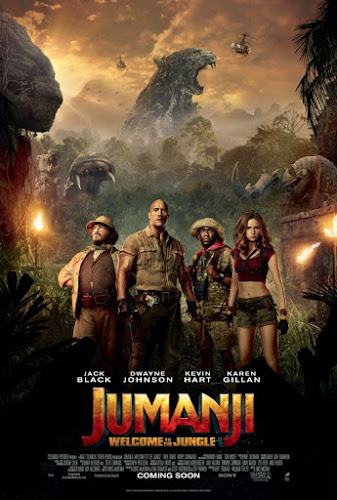 Jumanji: Welcome to the Jungle (BRRip 1080p Dual Latino / Ingles) (2017)