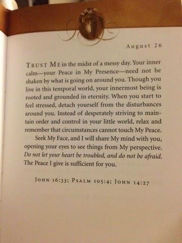Whats wrong with the book jesus calling