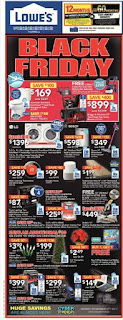 Lowes flyer this week November 23 - 29, 2017