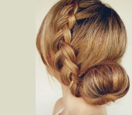 Formas de moda también peinados bellos Colección de cortes de pelo estilo - Lindisima Blog: 3 Peinados fáciles y bellos
