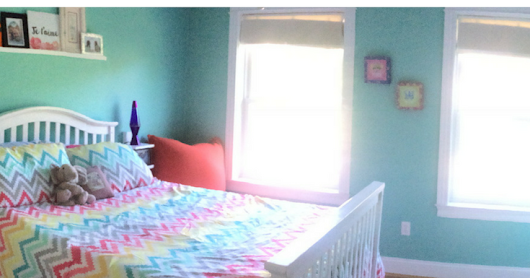 Grace's Room Reveal
