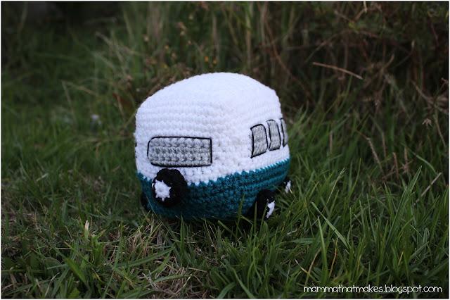 Squishy Crochet Kombi - Free Pattern