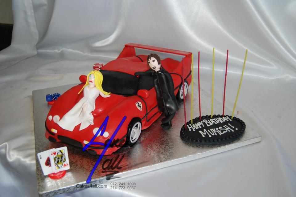 Happy Birthday Mukesh Cake Images