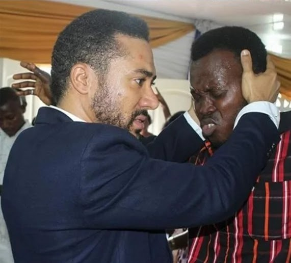 majid michel turned born again