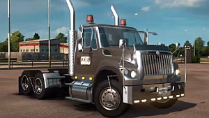 Maverick International WorkStar truck