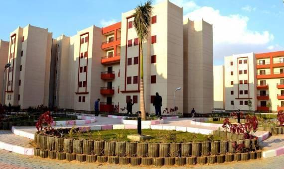 أسعار قطع أراضي الإسكان  بالمدن الجديدة لشهر أغسطس في مصر