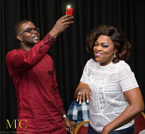 Funke Akindele Begs Fans To Pray For Her To Conceive Children.