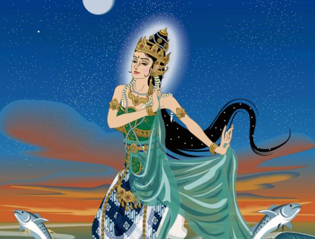 Mitos Nyi Roro Kidul Parangtritis Yogyakarta