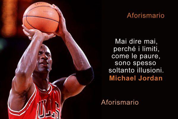 Aforismario Le Piu Belle Frasi Di Michael Jordan
