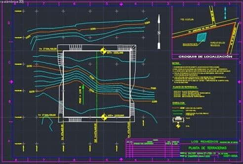 Dibujo T Cnico De Ingenier A Civil