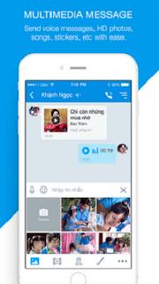 Tải Zalo Chat cho điện thoại miễn phí 6