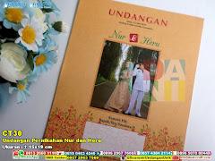 Undangan Pernikahan Nur Dan Heru