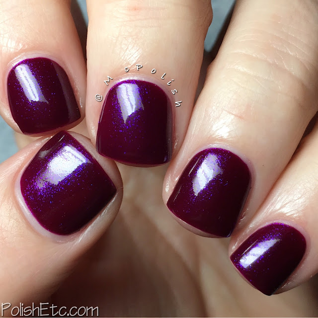 Great Lakes Lacquer - The Sunset Dissected Collection - McPolish - Washed in Magenta