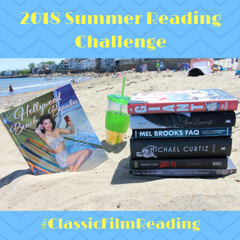 Grab button for the 2018 Summer Reading Classic Film Book Challenge