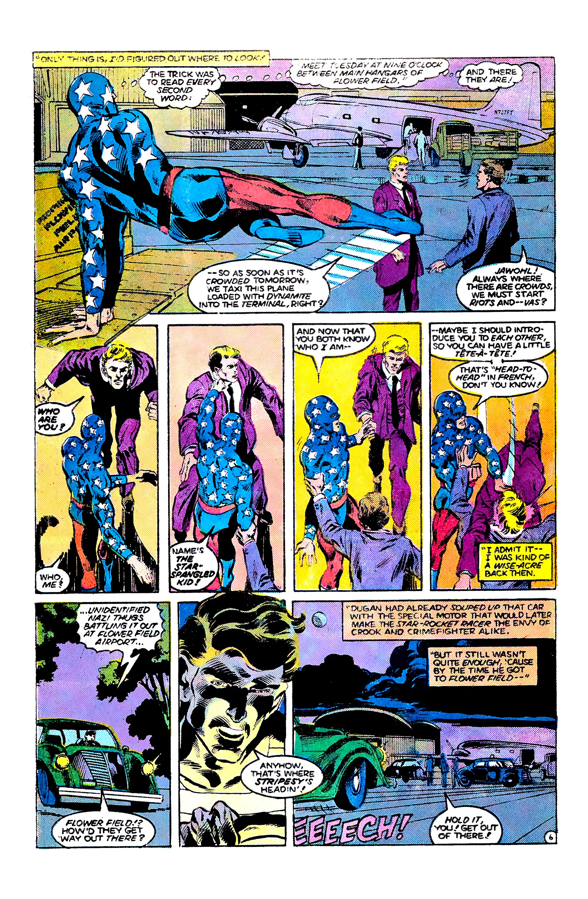 Read online Secret Origins (1986) comic -  Issue #9 - 9