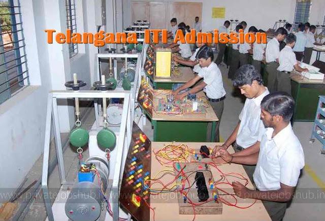 Telangana ITI Admission