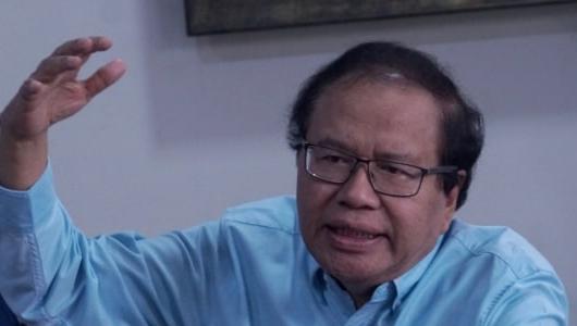 Rizal Ramli: Maaf, Pidato Presiden Jokowi soal Tanah Kerdil