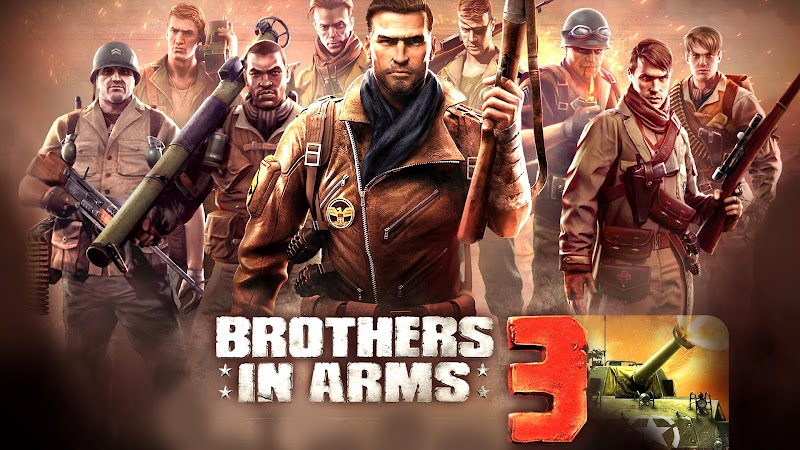 Brothers In Arms 3 MOD APK [Mega Mod] V1.4.3d - Games For Android