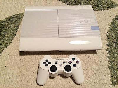 PS3クラシック・ホワイト