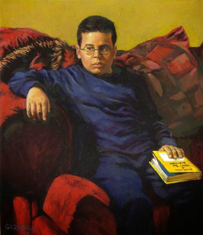 Картины в стиле классического реализма. Gil Robles