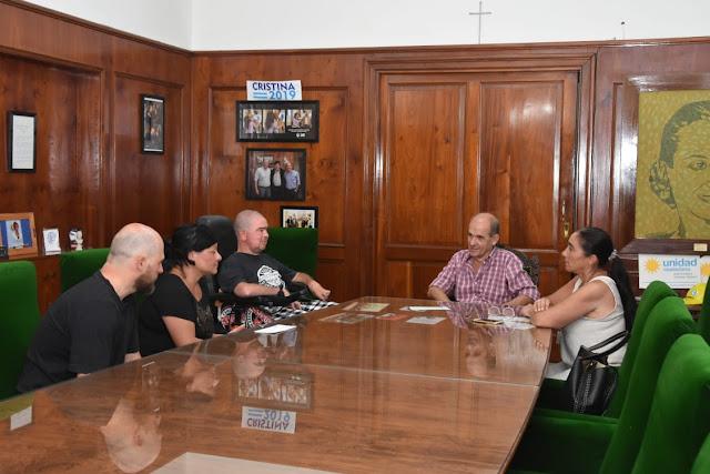 Entrega de subsidio a la Comisión del Under Metal Rock