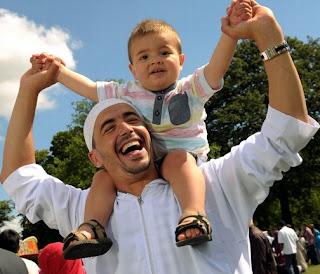 celebration of Eid 2017