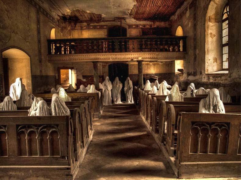 Los fantasmas de la Iglesia de San Jorge | República Checa