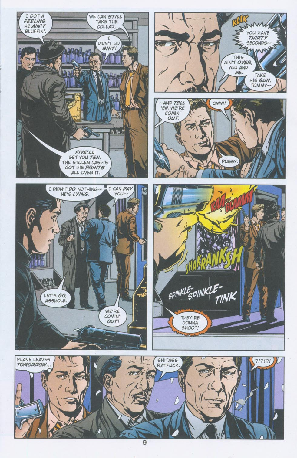 Read online American Century comic -  Issue #21 - 10