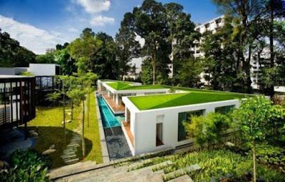 Desain Interior Rumah Yang Ramah Lingkungan