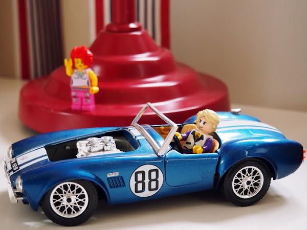 106. Sceny z życia klocków LEGO - galeria.