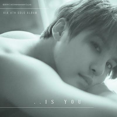 XIA 'Junsu' (준수) – ..IS YOU