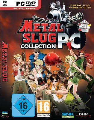 Download Metal Slug Collection (PC)