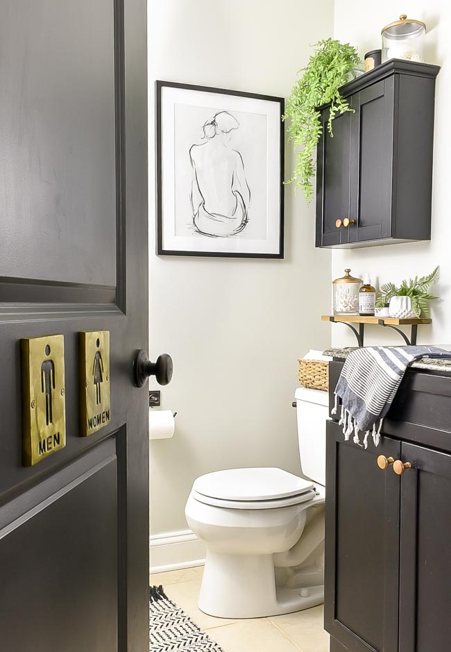 Budget-friendly bathroom updates