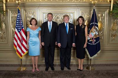 Donald Trump, Egyesült Államok, ENSZ-közgyűlés, Klaus Iohannis, New York, Románia