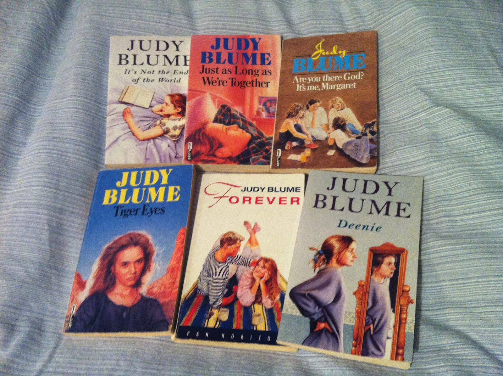 Madam J Mo Without Judy Blume I D Know Nothing About Life