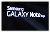 Samsung Galaxy Note Edge logo
