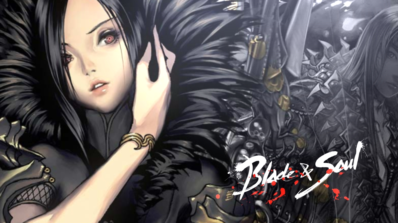 Blade And Soul Wallpaper: Just Walls: July 2012